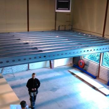 Constructie vloer
