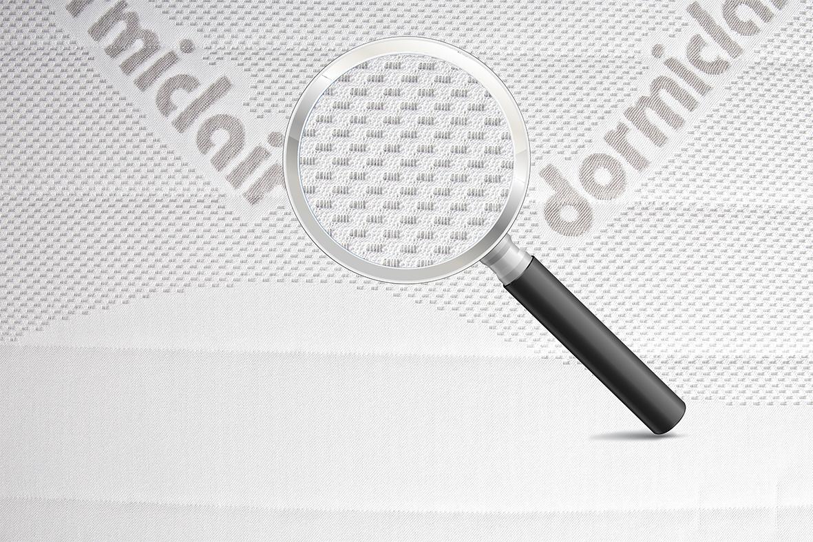 dormiclair matras ventilatie anti allergisch
